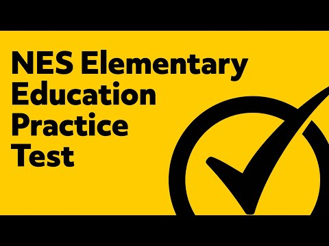 NES Elementary Education Practice Test (2018)