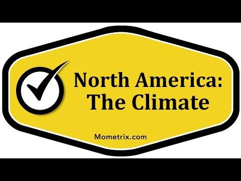 North America: The Climate