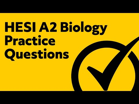 HESI Biology Review Questions