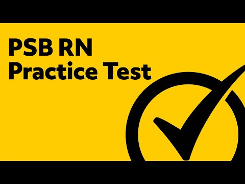 PSB RN Exam Preparation