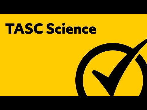 TASC Test 2018 - Science Study Guide