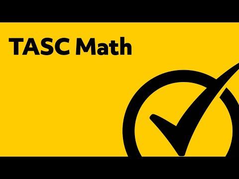 Free TASC Test 2018 Math Study Guide