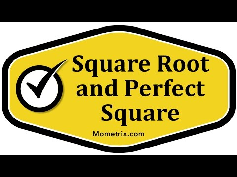 Square Root and Perfect Square