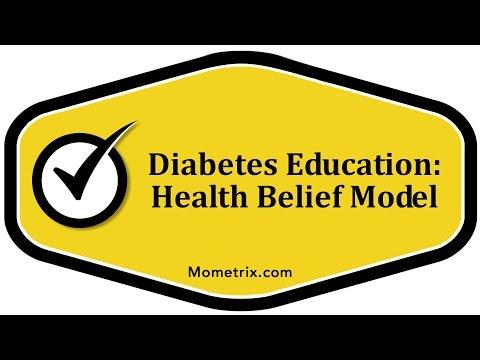 Diabetes Education: Health Belief Model