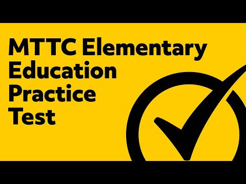 MTTC Elementary Education 103 Practice Test