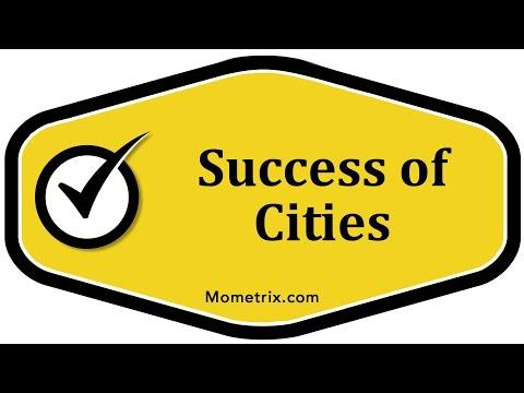Success of Cities