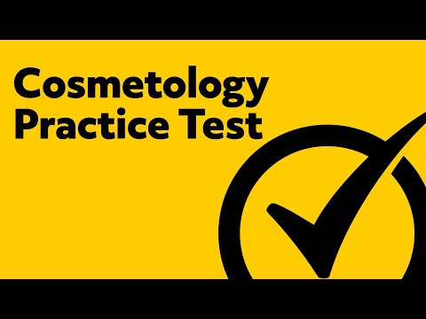 Cosmetology Exam Review