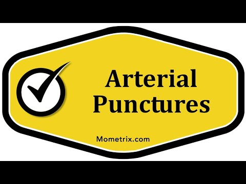 Arterial Punctures