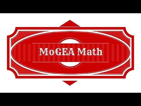 MoGEA Test - Math (068) Practice Study Guide