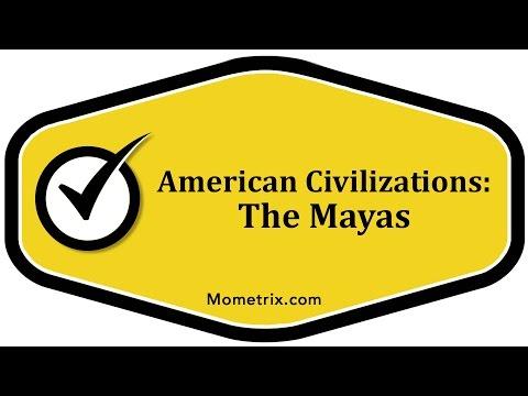 American Civilizations: The Mayas