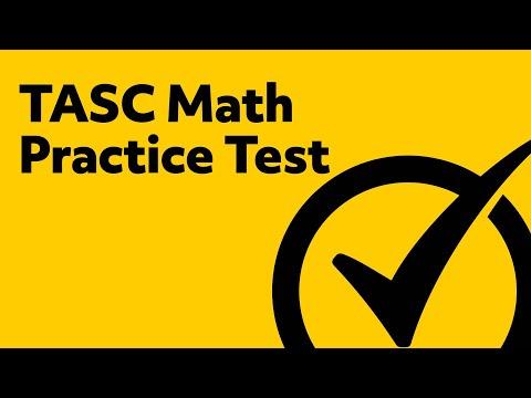 TASC Math Lessons - TASC Math Practice Test
