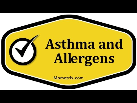 Asthma and Allergens