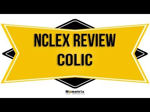NCLEX RN Review 2018: Colic
