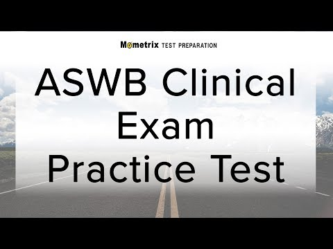 ASWB Clinical Exam Practice Test