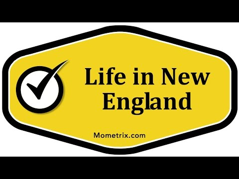 Life in New England