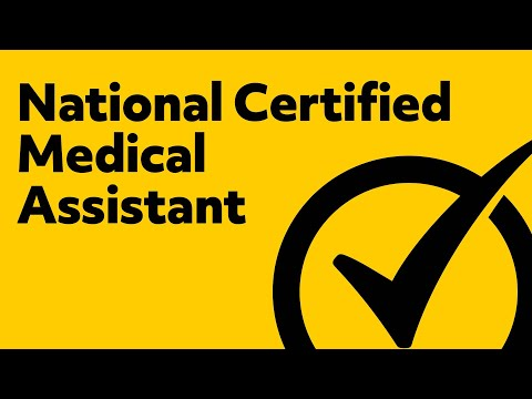 National Certified Medical Assistant Practice Test