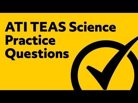 Free TEAS Science Practice Quiz