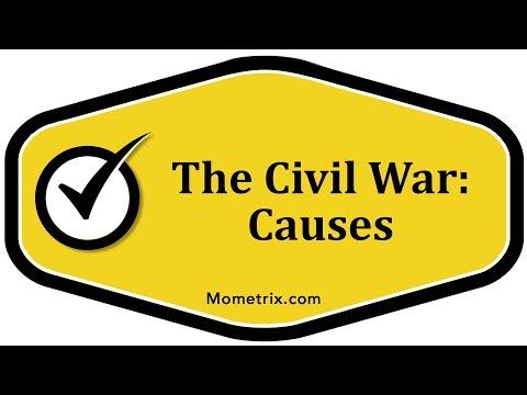 The Civil War: Causes
