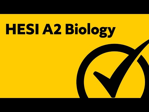 HESI Study Guide - Admission Assessment Exam Review - Biology