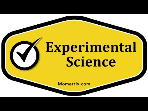 Experimental Science