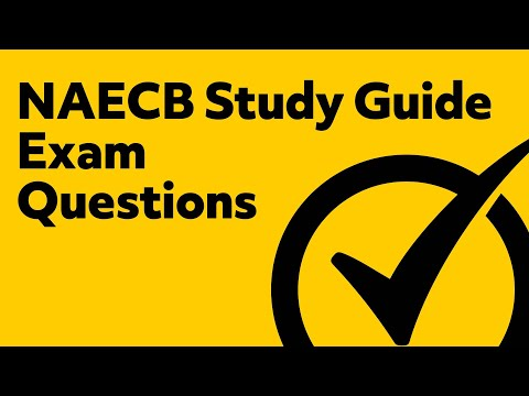 *FREE* NAECB Study Guide (Practice Questions)