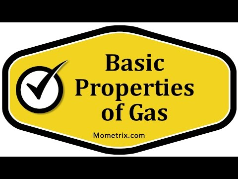 Basic Properties of Gas