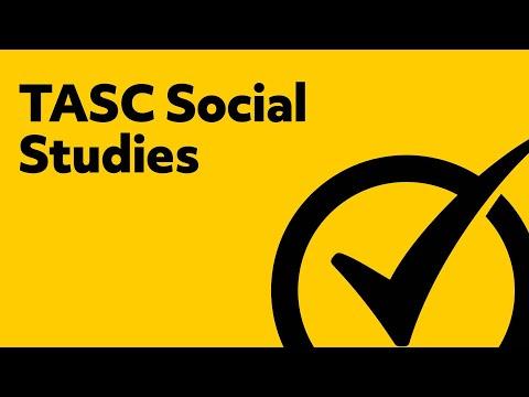 Free TASC Test 2018 - Social Studies Lesson Guide