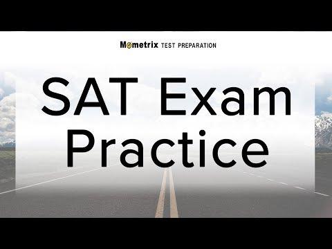 SAT Exam Practice