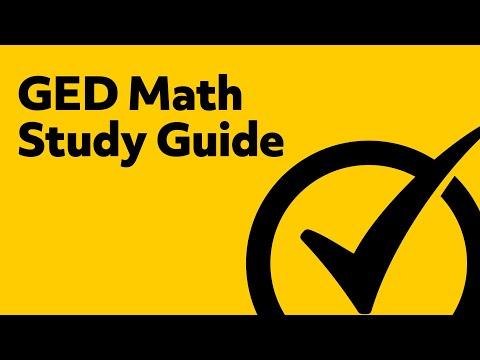 Free GED Math Preparation 2016 - 2017 Study Guide