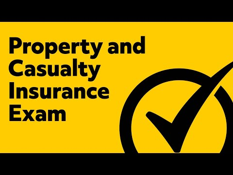 Property & Casualty Insurance Exam