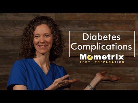 Diabetes Complications | NCLEX RN Review 2018
