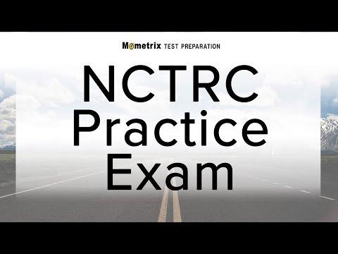 NCTRC Practice Exam