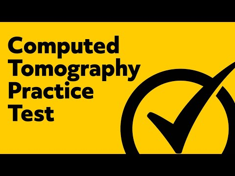 Computed Tomography Exam Basics Review