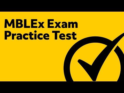 MBLEx Exam Practice Test