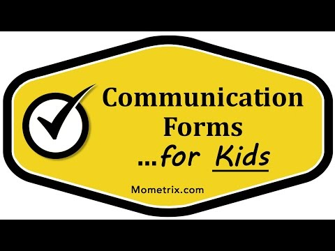 Communication Forms