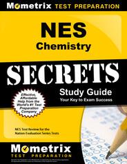 NES Chemistry Study Guide