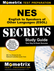 NES English to Speakers of Other Languages Study Guide