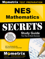 NES Mathematics Study Guide