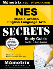 NES Middle Grades English Language Arts Study Guide