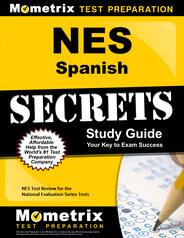 NES Spanish Study Guide