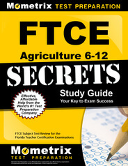 FTCE Agriculture 6-12 Study Guide