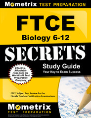 FTCE Biology 6-12 Study Guide