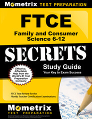 FTCE Family and Consumer Science 6-12 Study Guide