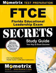 FTCE Florida Educational Leadership Study Guide