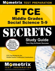FTCE Middle Grades Social Science 5-9 Study Guide