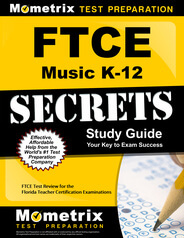 FTCE Music K-12 Study Guide
