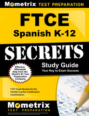 FTCE Spanish K-12 Study Guide