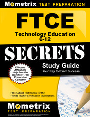 FTCE Technology Education 6-12 Study Guide