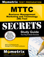 MTTC Business Management Marketing and Technology Study Guide