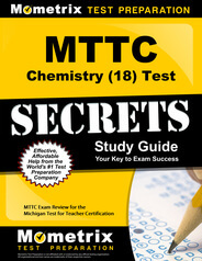 MTTC Chemistry Study Guide